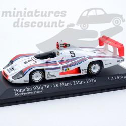 Porsche 936/78 - 24 heures...