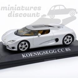 Koenigsegg CC 8S - 1/43ème...