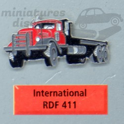 Pin's International RDF 411