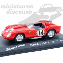 Ferrari 250 TR - 24h du...