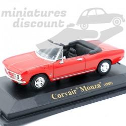 Corvair Monza 1969 - Road...