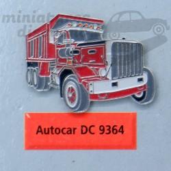 Pin's Autocar DC 9364
