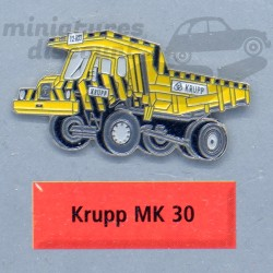 Pin's Krupp MK 30