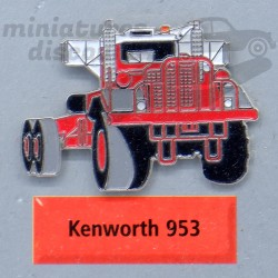 Pin's Kenworth 953