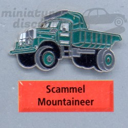 Pin's Scammel Mountaineer