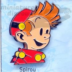 Pin's Spirou dans Spirou &...