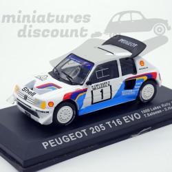 Peugeot 205 T16 Evo - 1000...