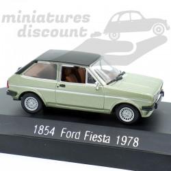Ford Fiesta - 1978 - Solido...
