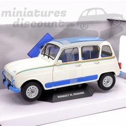 Renault 4L jogging - Solido...
