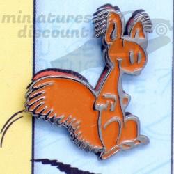 Pin's Spip dans Spirou &...