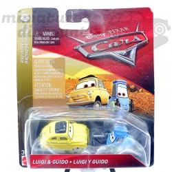 Luigi & Guido - Mattel - Cars