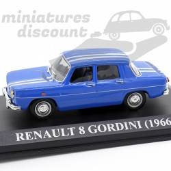 Renault 8 gordini - 1966 -...