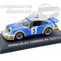 Porsche Carrera RS - Rallye...