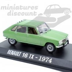 Renault 16 TX - 1974 -...