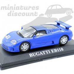 Buggati EB110 - 1/43ème en...
