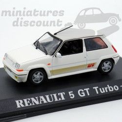Renault 5 GT turbo - 1989 -...