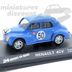 Renault 4CV - 24 Heures du...