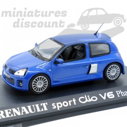 Renault sport clio V6 phase...