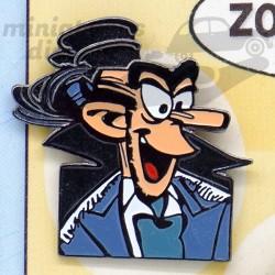 Pin's Zorglub dans Spirou &...