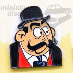 Pin's M. Le Maire dans...
