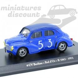 Renault 4 CV Berline 1952...