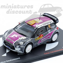 Citroën DS3 WRC - Rally...