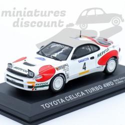 Toyota Celica Turbo 4WD...