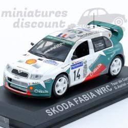 Skoda Fabia WRC - Tour de...