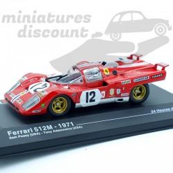 Ferrari 512M - Le Mans 1971...