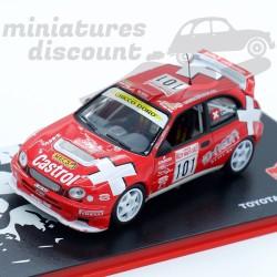 Toyota Corolla WRC - Rallye...