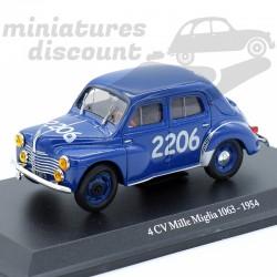 Renault 4CV - Mille Miglia...