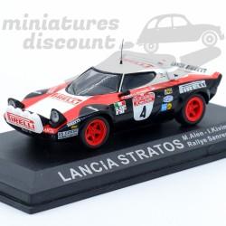 Lancia Stratos - Rallye...