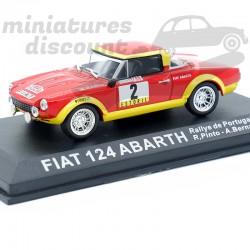 Fiat 124 Abarth Rallye du...