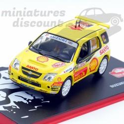 Suzuki Ignis JWRC - Rallye...