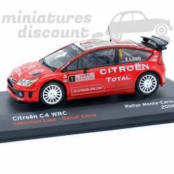 Citroen C4 WRC - Rallye...