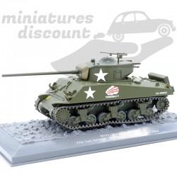 Tank Sherman M4A3 - France...