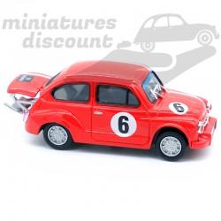 Fiat Abarth 1970 - Solido -...