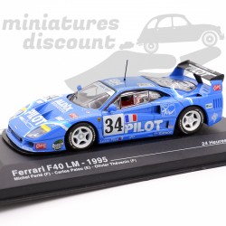 Ferrari F40 - Le Mans 1995...