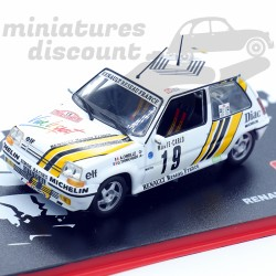 Renault 5 GT turbo - Rallye...