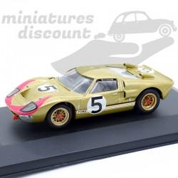 Ford MK II - Le Mans 1966 -...