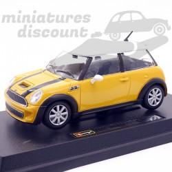 Mini Cooper S - Burago -...