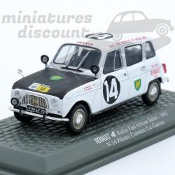 Renault 4 - Rallye East...