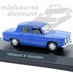 Renault 8 Gordini - 1/43ème...