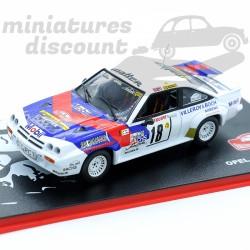 Opel Manta 400 - Rallye...