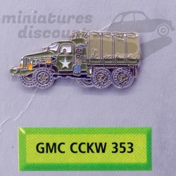Pin's Camion GMC CCKW 353