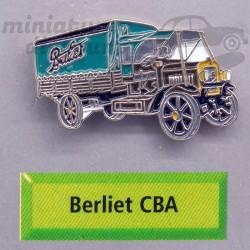 Pin's Camion Berliet CBA