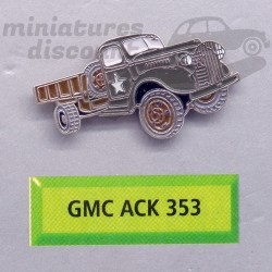 Pin's Camion GMC ACK 353