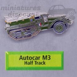 Pin's Camion Autocar M3...