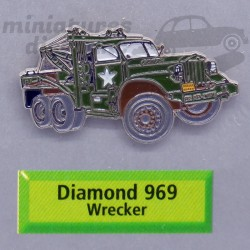 Pin's Camion Diamond 969...