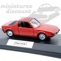 Fiat X1/9 - 1/43ème en boite